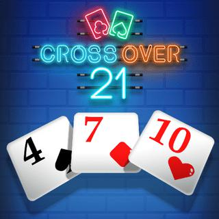 Play Crossover 21  🕹️ 🃏