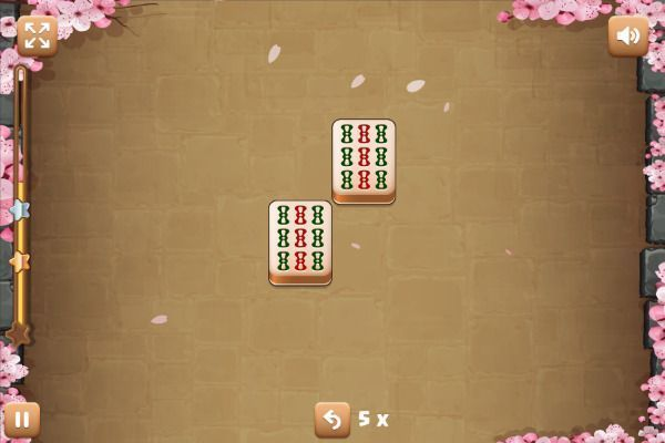 Mahjong Flowers 🕹️ 🃏 | Free Cards Puzzle Browser Game - Image 2