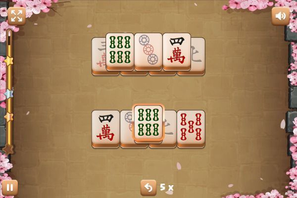 Mahjong Flowers 🕹️ 🃏 | Free Cards Puzzle Browser Game - Image 3