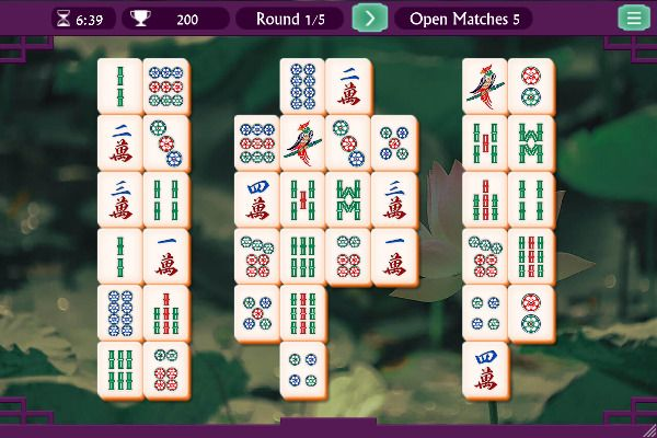 Mahjong Remix 🕹️ 🃏 | Free Cards Puzzle Browser Game - Image 1