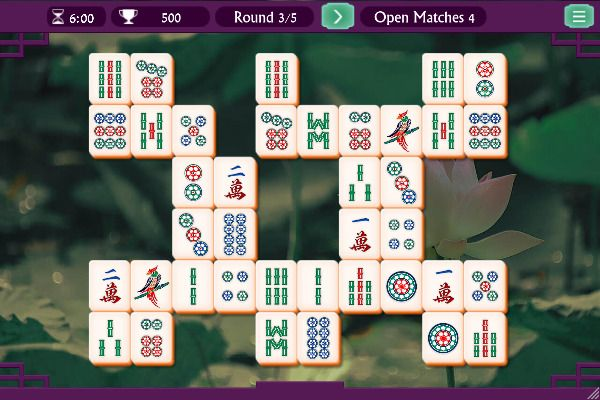 Mahjong Remix 🕹️ 🃏 | Free Cards Puzzle Browser Game - Image 3
