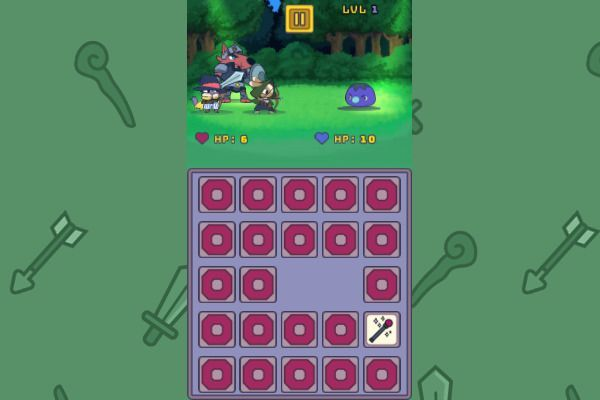 Matching Card Heroes 🕹️ 🃏 | Free Cards Skill Browser Game - Image 2
