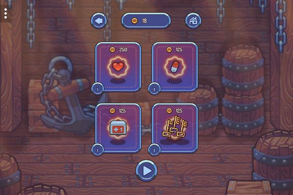 Pirate Cards 🕹️ 🃏 | Free Cards Adventure Browser Game - Image 1