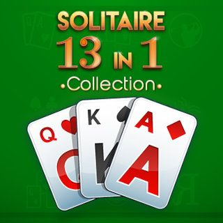 Jouer au Solitaire 13 in 1 Collection  🕹️ 🃏