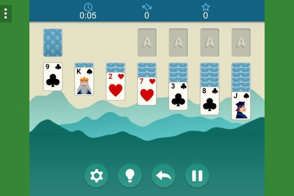 Solitaire Legend 🕹️ 🃏 | Free Cards Browser Game - Image 1