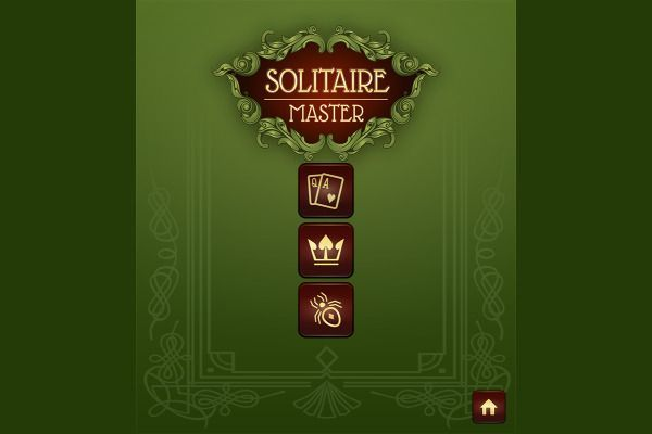 Solitaire Master 🕹️ 🃏 | Free Cards Browser Game - Image 1