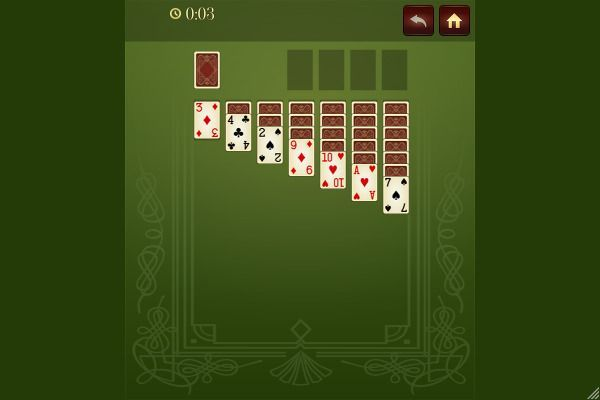 Solitaire Master 🕹️ 🃏 | Free Cards Browser Game - Image 2