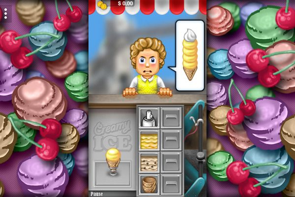 Creamy Ice 🕹️ 🏖️ | Free Skill Casual Browser Game - Image 1