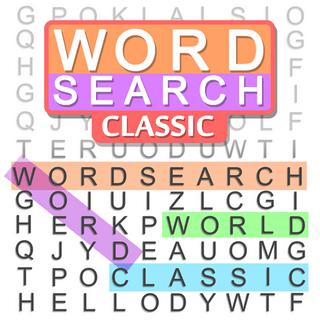 Jouer au Word Search Classic  🕹️ 🏖️