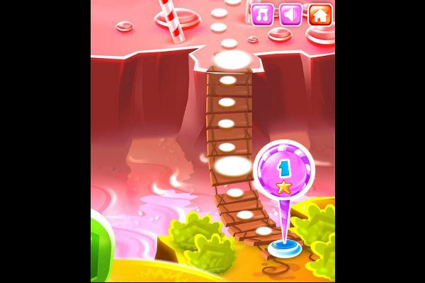 Back To Candyland 2 🕹️ 🍬 | Free Puzzle Match-3 Browser Game - Image 1