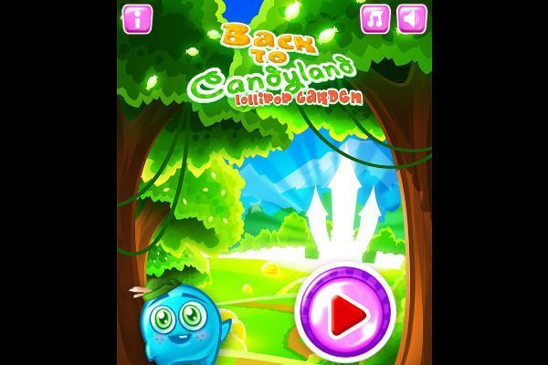Back To Candyland 4 🕹️ 🍬 | Gioco per browser rompicapo match-3 - Immagine 1