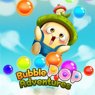Gioca a Bubble Pop Adventures  🕹️ 🍬