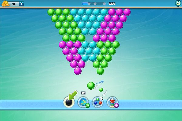 Bubble Shooter Pro 🕹️ 🍬 | Free Puzzle Match-3 Browser Game - Image 1