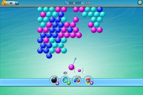 Bubble Shooter Pro 🕹️ 🍬 | Free Puzzle Match-3 Browser Game - Image 2