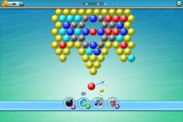Bubble Shooter Pro 🕹️ 🍬 | Free Puzzle Match-3 Browser Game - Image 3