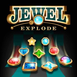 Play Jewel Explode  🕹️ 🍬