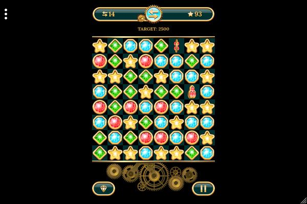 Jewel Explode 🕹️ 🍬 | Free Puzzle Match-3 Browser Game - Image 1