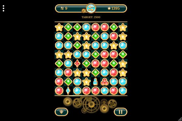 Jewel Explode 🕹️ 🍬 | Free Puzzle Match-3 Browser Game - Image 2