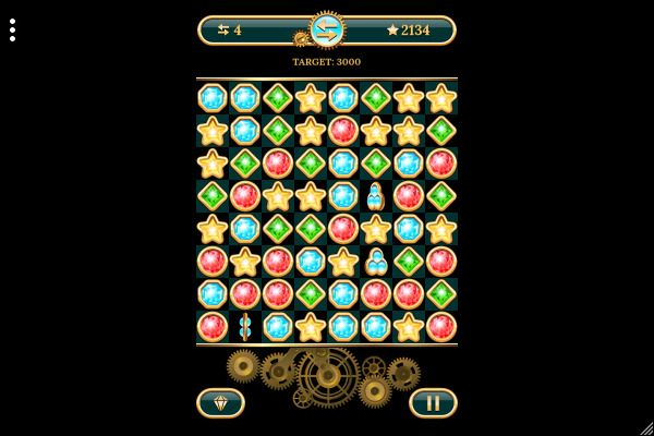 Jewel Explode 🕹️ 🍬 | Free Puzzle Match-3 Browser Game - Image 3