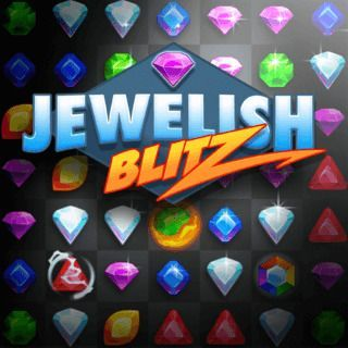 Gioca a Jewelish Blitz  🕹️ 🍬