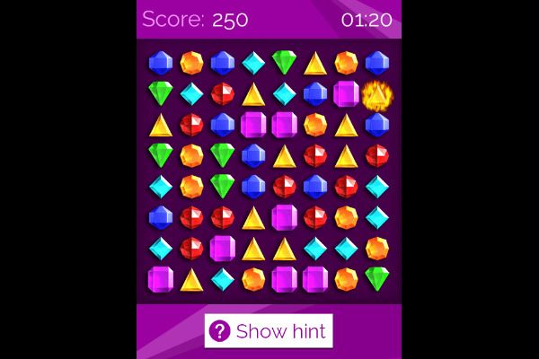 Jewelish 🕹️ 🍬 | Free Puzzle Match-3 Browser Game - Image 3