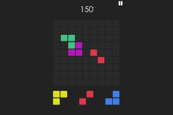 Multisquare 🕹️ 🍬 | Puzzle Match-3 Free Browser Game - Image 1