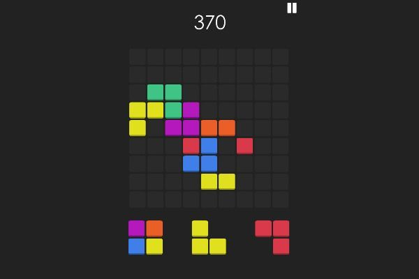 Multisquare 🕹️ 🍬 | Puzzle Match-3 Free Browser Game - Image 2