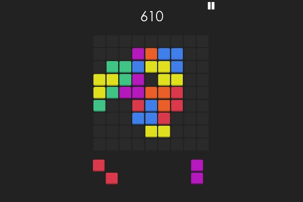 Multisquare 🕹️ 🍬 | Puzzle Match-3 Free Browser Game - Image 3