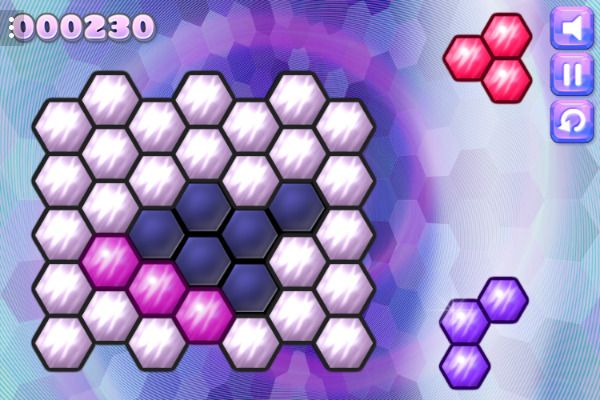 Hex Zen 🕹️ 💡 | Free Puzzle Logic Browser Game - Image 2