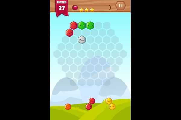 Hexa Blocks 🕹️ 💡 | Free Puzzle Logic Browser Game - Image 1