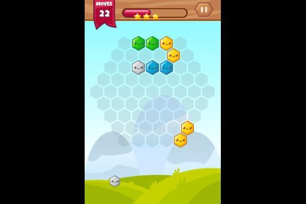 Hexa Blocks 🕹️ 💡 | Free Puzzle Logic Browser Game - Image 2
