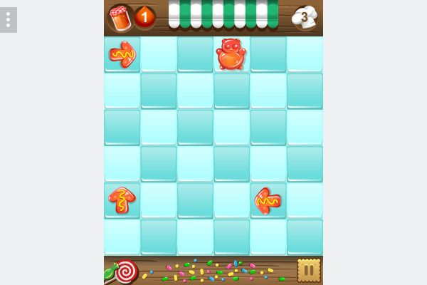 Jelly Bomb 🕹️ 💡 | Free Puzzle Logic Browser Game - Image 1