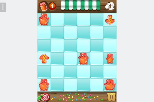 Jelly Bomb 🕹️ 💡 | Free Puzzle Logic Browser Game - Image 2