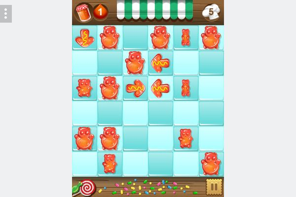 Jelly Bomb 🕹️ 💡 | Free Puzzle Logic Browser Game - Image 3