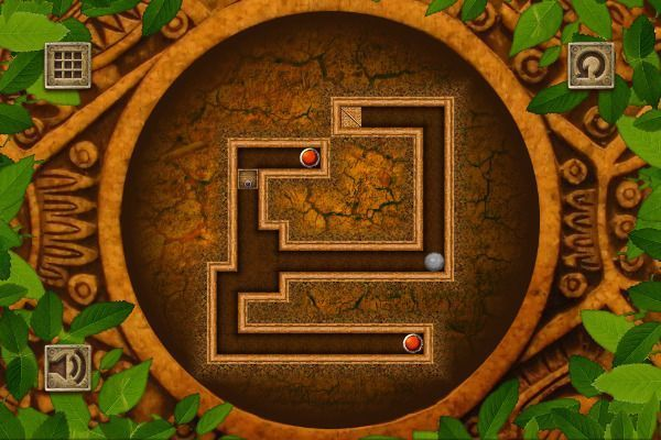 Jungle Roller 🕹️ 💡 | Free Puzzle Logic Browser Game - Image 1