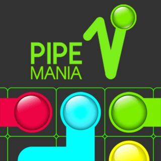 Play Pipe Mania  🕹️ 💡