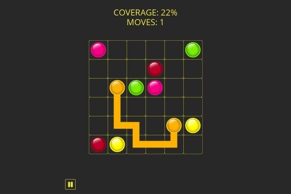 Pipe Mania 🕹️ 💡 | Free Puzzle Logic Browser Game - Image 2