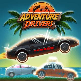 Gioca a Adventure Drivers  🕹️ 🏁