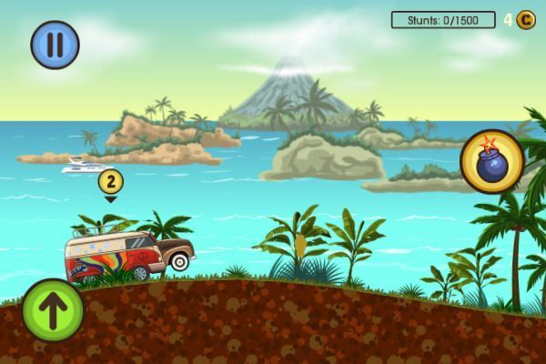 Adventure Drivers 🕹️ 🏁 | Gioco per browser di corse arcade - Immagine 2