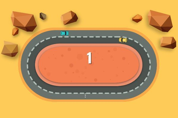 Dont Crash 🕹️ 🏁 | Gioco per browser di corse - Immagine 2
