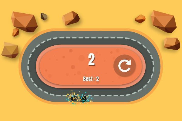 Dont Crash 🕹️ 🏁 | Gioco per browser di corse - Immagine 3