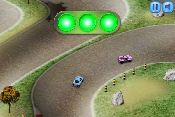 Drift Cup Racing 🕹️ 🏁 | Gioco per browser di corse arcade - Immagine 1