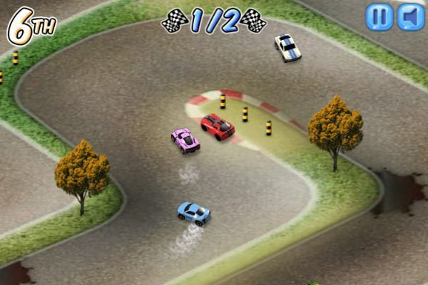 Drift Cup Racing 🕹️ 🏁 | Gioco per browser di corse arcade - Immagine 2