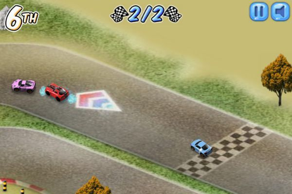 Drift Cup Racing 🕹️ 🏁 | Gioco per browser di corse arcade - Immagine 3