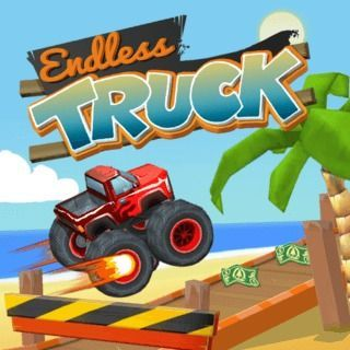 Gioca a Endless Truck  🕹️ 🏁