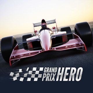 Play Grand Prix Hero  🕹️ 🏁