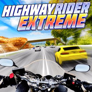 Gioca a Highway Rider Extreme  🕹️ 🏁