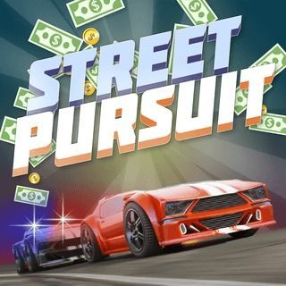 Jouer au Street Pursuit  🕹️ 🏁