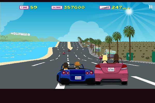 Thug Racer 🕹️ 🏁 | Free Racing Arcade Browser Game - Image 2