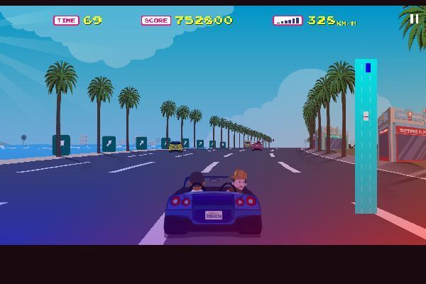 Thug Racer 🕹️ 🏁 | Free Racing Arcade Browser Game - Image 3